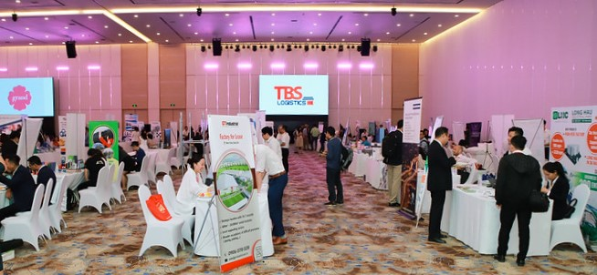 TBS LOGISTICS ACCOMPANIES AMCHAM EXHIBITION TO CELEBRATE GLOBAL TRENDS
