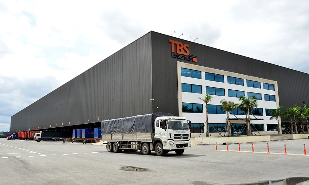 TBS Logistics: 10 years together to build up the future