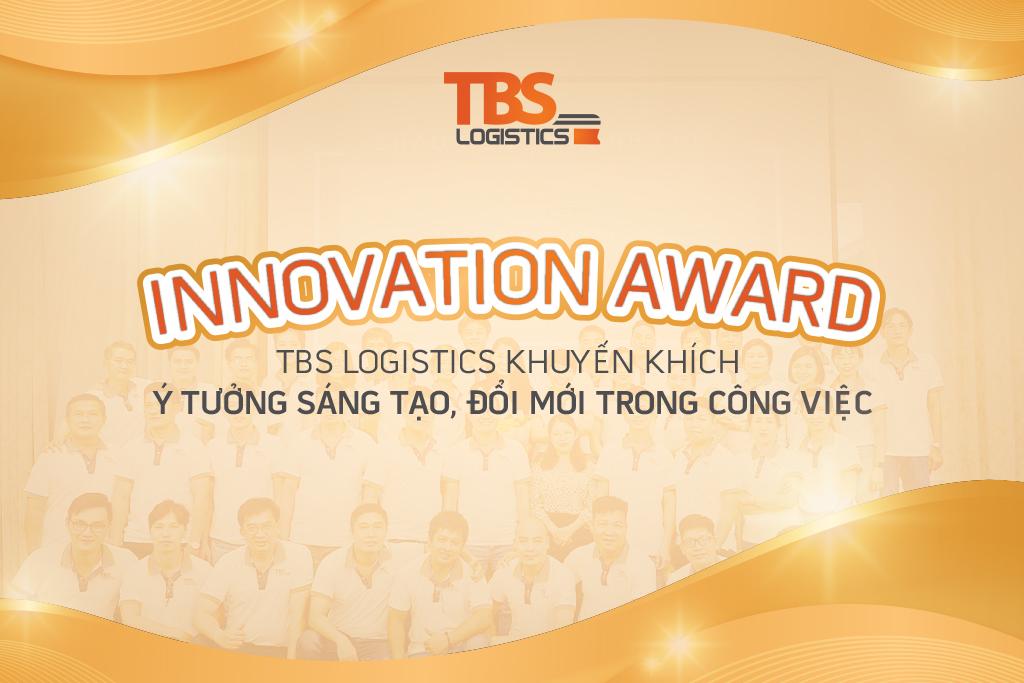 TBS Logistics khuyến khích các ý tưởng sáng tạo, đổi mới trong công việc